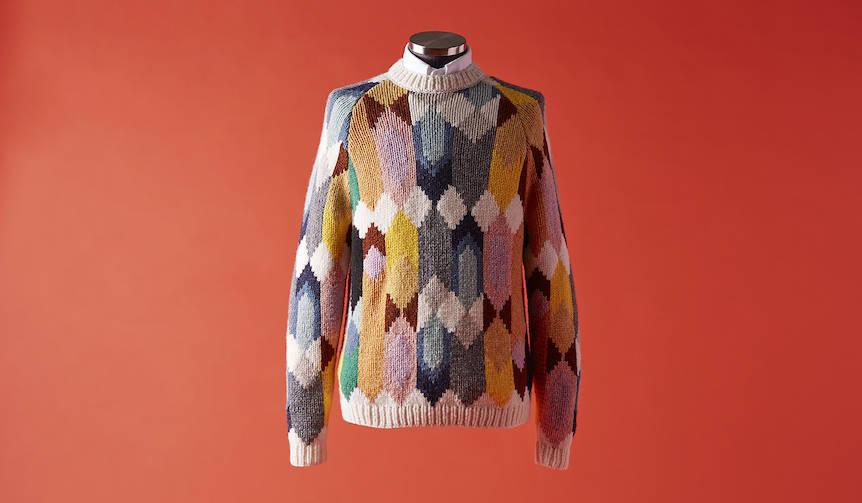 vol.3 「艶やかに、丸首セーター!」 PRADA|プラダ