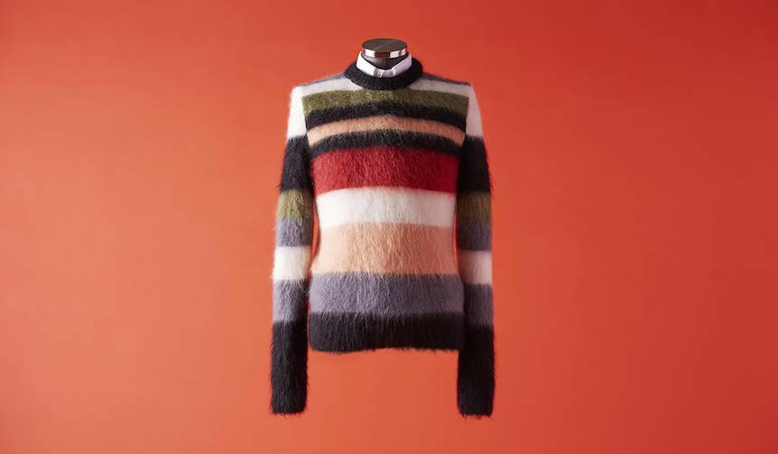 vol.3 「艶やかに、丸首セーター!」 Saint Laurent|サンローラン
