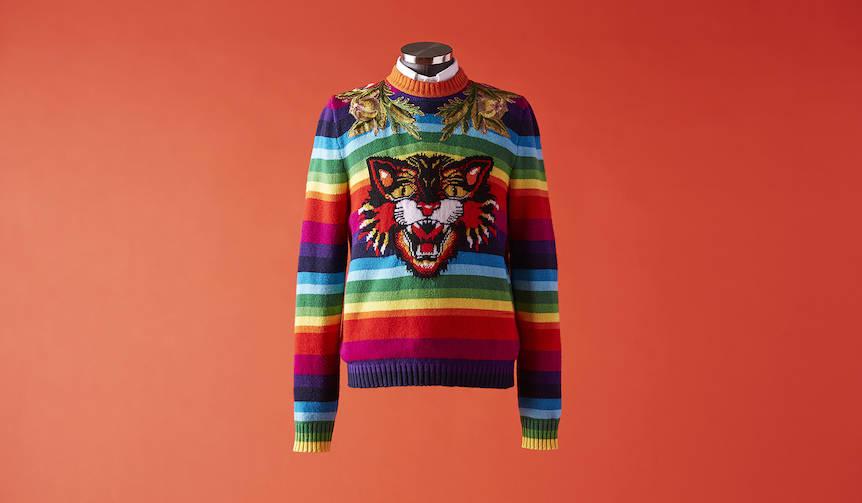 vol.3 「艶やかに、丸首セーター!」 GUCCI|グッチ