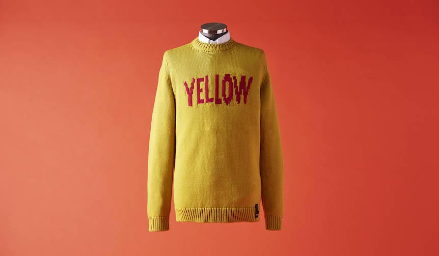 vol.3 「艶やかに、丸首セーター!」 FENDI|フェンディ