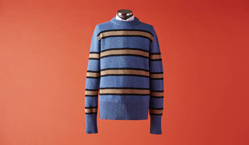 vol.3 「艶やかに、丸首セーター!」 MARNI|マルニ