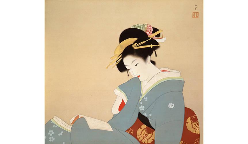 気高い女性たちの姿。「[企画展]上村松園 ―美人画の精華―」|ART
