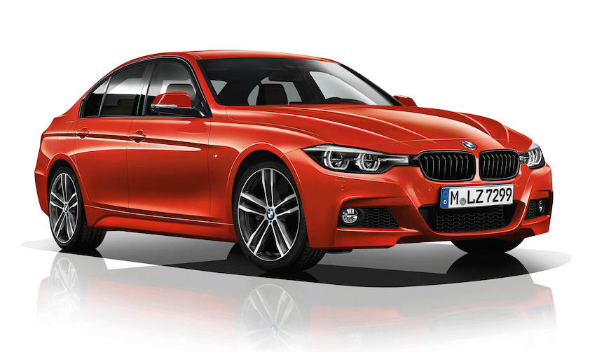 3シリーズに限定モデル「Mスポーツ エディションシャドー」登場|BMW