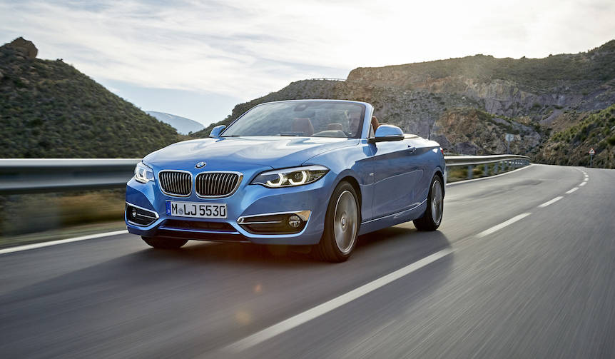 BMW 2シリーズがマイナーチェンジ|BMW