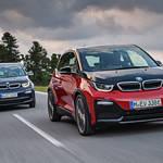 BMW「i3」のマイナーチェンジと高性能版「i3s」がデビュー|BMW