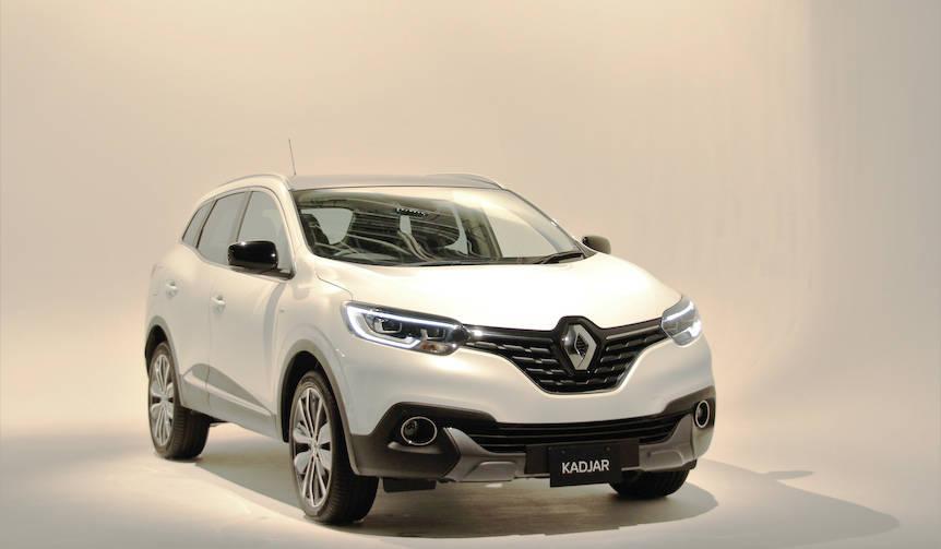 ルノー カジャー 限定車を先行販売 Renault