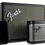定番アンプのデザインをフィーチャーした初のBluetoothスピーカー|Fender