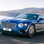 ベントレー「コンチネンタルGT」がフルモデルチェンジ|Bentley