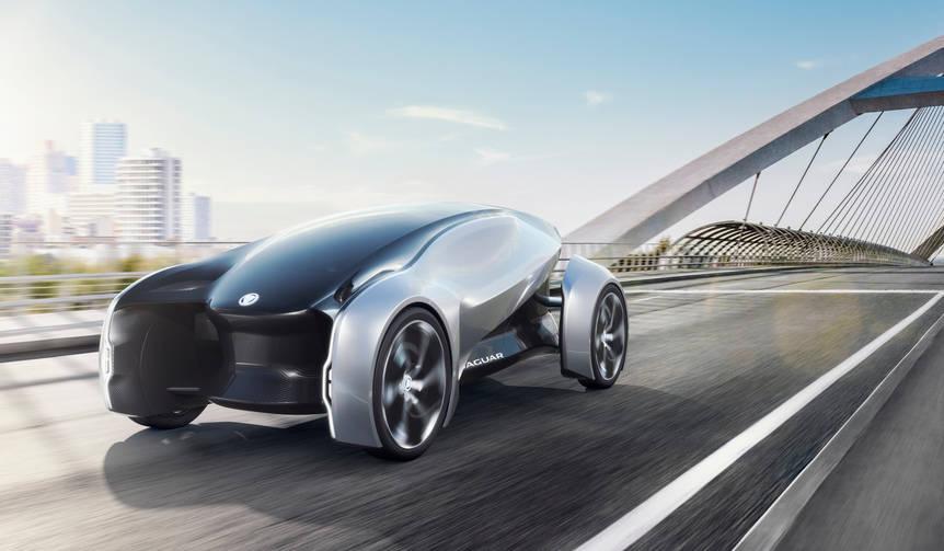 2040年以降を見据えたEVを発表|Jaguar