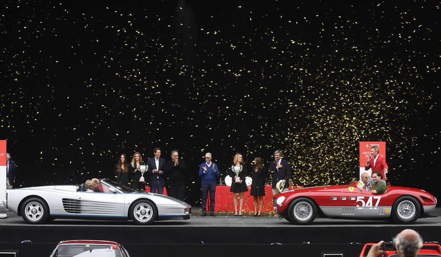 創業70周年イベントを2日間にわたり開催|Ferrari