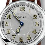 1917年に製造されたオリス初の腕時計を、現代技術を用いて完璧に復刻 ORIS