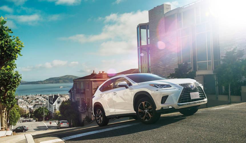 レクサス「NX」がマイナーチェンジ|Lexus