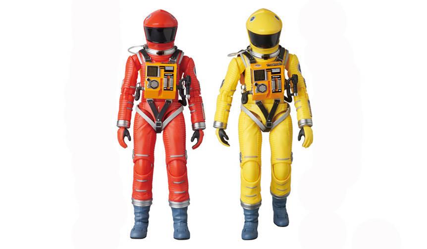 MAFEX  SPACE SUIT(ORANGE Ver./YELLOW Ver.)|MEDICOM TOY