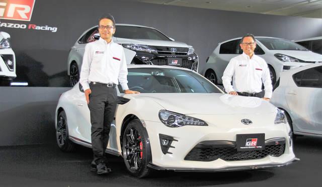 トヨタ、新スポーツブランド「GR」を発表 Toyota