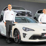 トヨタ、新スポーツブランド「GR」を発表|Toyota