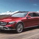 メルセデス・ベンツ初のクロスオーバー「Eクラス オールテレイン」登場|Mercedes-Benz