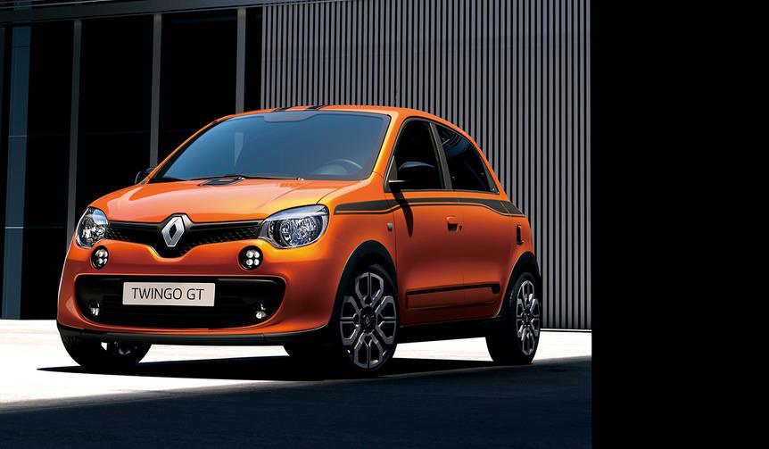 来年の通常販売に先立ち、トゥインゴGTを200台限定で発売|Renault