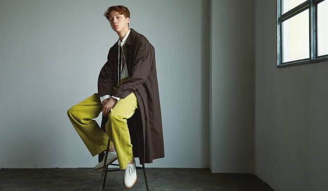 BLUEFLAG|「ブルーフラッグ」が森下公則氏とのコートのカプセルコレクションをスタート