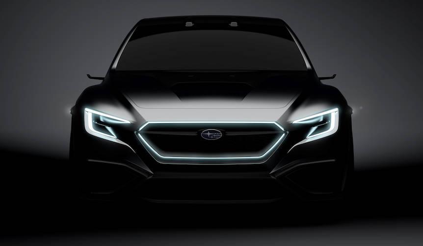 「ヴィジヴ パフォーマンスコンセプト」を世界初公開|Subaru