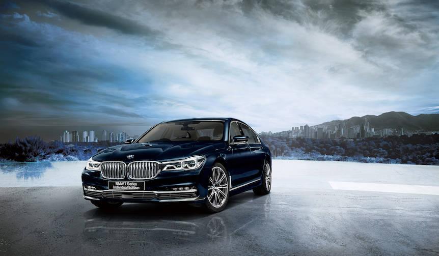 美しいボディカラーや豪華な装備で彩られた7シリーズの特別仕様車|BMW