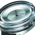 これはまるで光のオブジェ! 吉岡徳仁デザインのガラスの時計|ISSEY MIYAKE WATCH