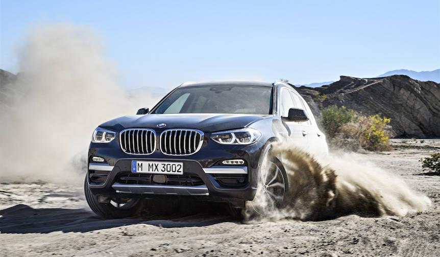 BMW、フルモデルチェンジした新型「X3」を発表|BMW