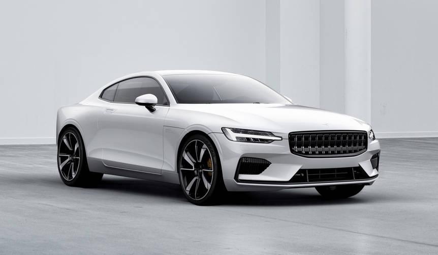 電動パワートレーンブランドとなるポールスターのファーストモデルを発表|Volvo