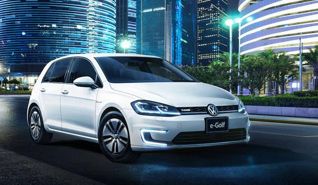 最新ゴルフのEVとPHVが日本上陸|Volkswagen