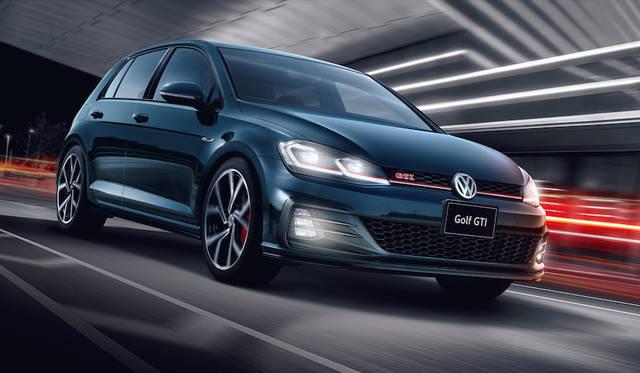 ゴルフに2種類のスポーツモデル限定車 Volkswagen