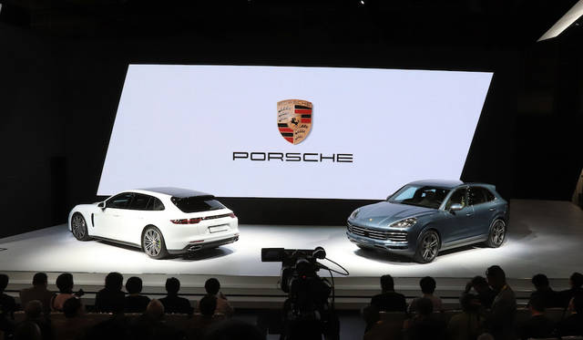 東京モーターショー 2017 リポート|Porsche