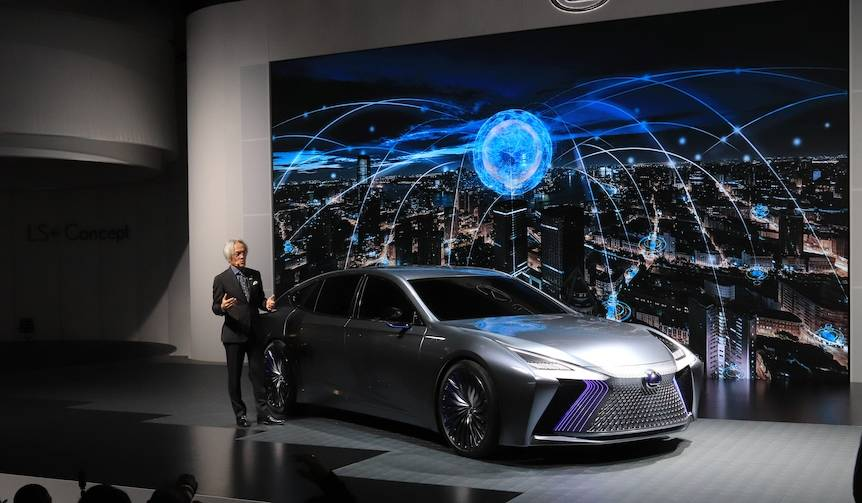 東京モーターショー 2017 リポート|Lexus