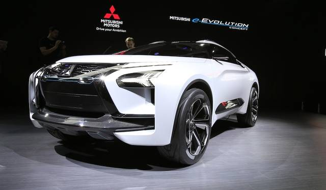 東京モーターショー 2017 リポート|Mitsubishi