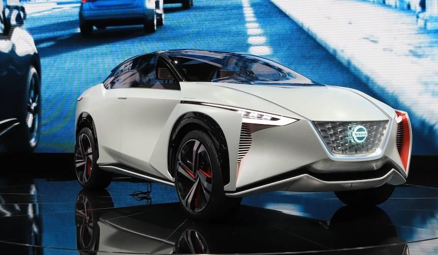 東京モーターショー 2017 リポート Nissan