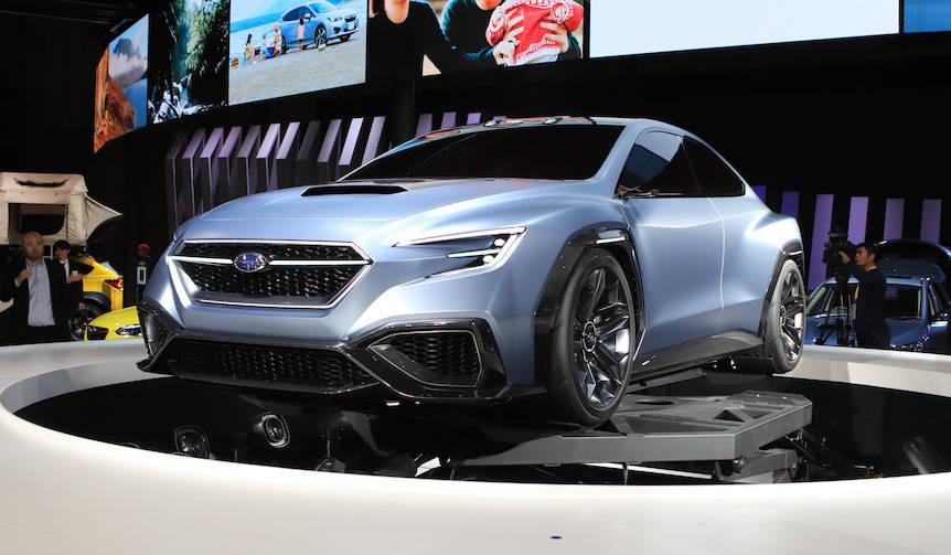 東京モーターショー 2017 リポート|Subaru