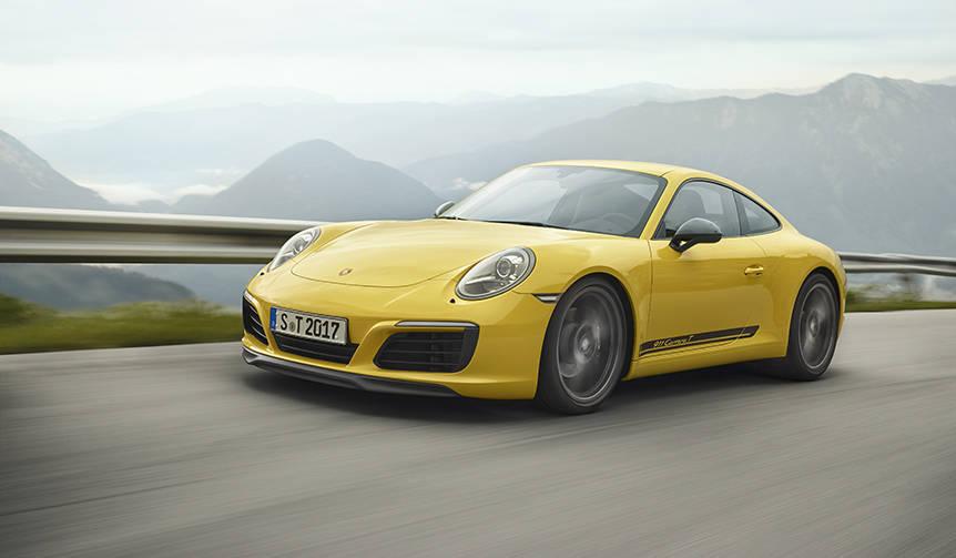 911 Tの流れを汲む911 カレラT発表|Porsche