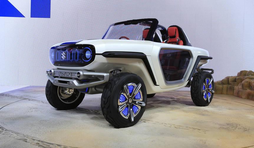 東京モーターショー 2017 リポート Suzuki