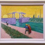 幻の作品を復元展示。「ゴッホ展 巡りゆく日本の夢」|ART