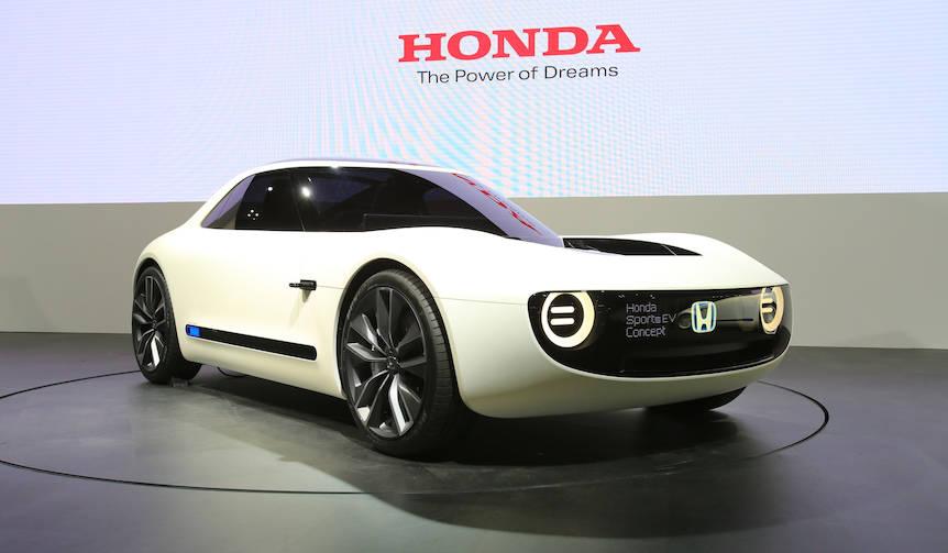 東京モーターショー 2017 リポート|Honda