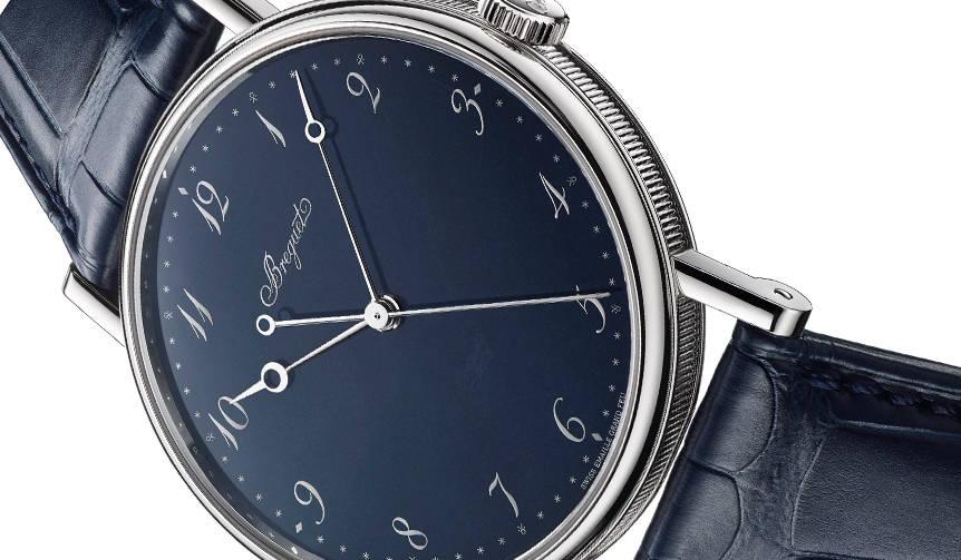 わずかに10本限定。ノーマルかつ非常にレアなブルー グラン・フー|Breguet