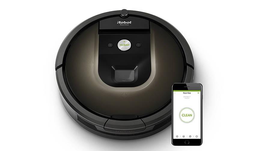 ルンバのWi-FiモデルがGoogleアシスタント、Amazon Alexaに対応 iRobot