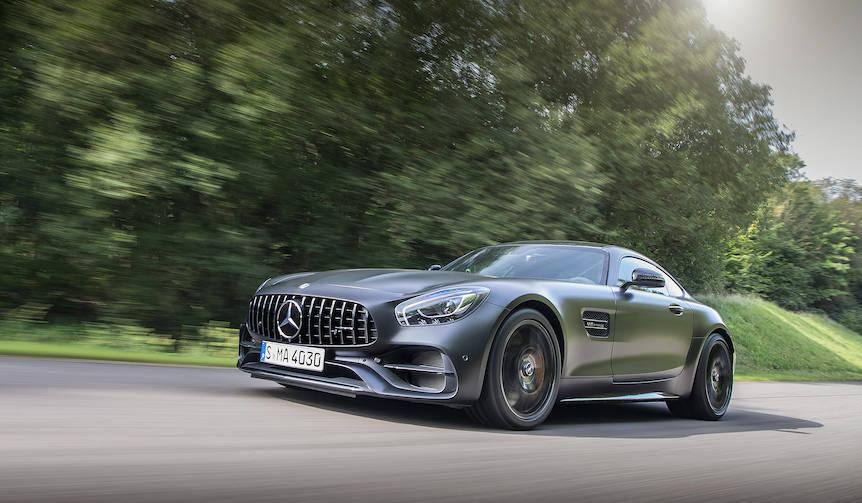 AMG GTシリーズにGT Cが誕生|Mercedes-AMG