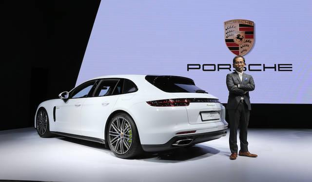 ポルシェAGエクステリアデザイナー 山下周一氏インタビュー|Porsche