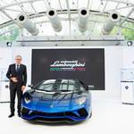 ランボルギーニ日本導入50周年、CEOの語る新しい未来|Lamborghini