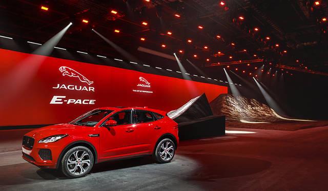 ジャガーの新コンパクトSUV「Eペイス」とは|Jaguar