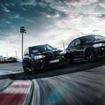 ブラックがスポーティな個性を際立たせるX6 M限定車|BMW