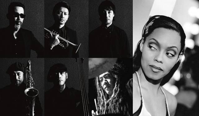 パーク ハイアット 東京で「KYOTO JAZZ SEXTET featuring N'Dea Davenport」開催|MUSIC