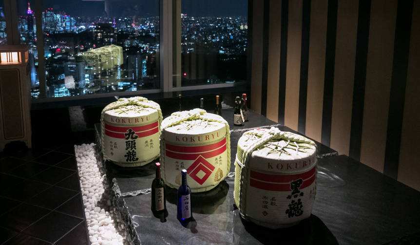 Japan Craft Sake Company主催「The Master of Craft Sake」VOL.5 黒龍酒造|INTERVIEW