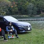 中村獅童がアルテオンで繰り広げるUnexpectedな旅|Volkswagen