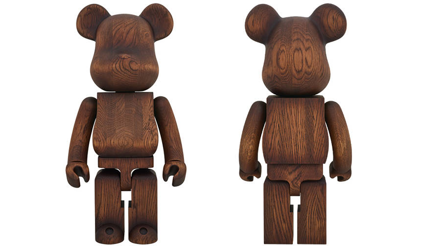 BE@RBRICK カリモク Antique Furniture Model 1000%|MEDICOM TOY