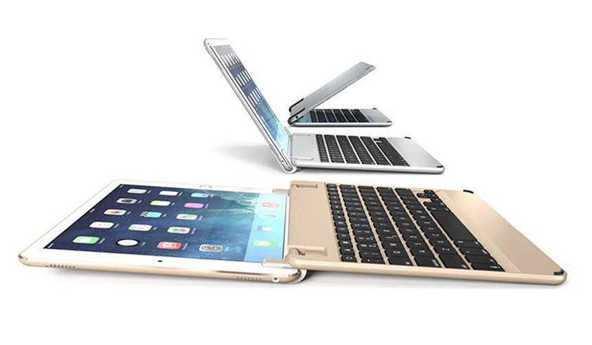 iPad Pro対応 10.5インチ用一体型Bluetoothキーボード BRYDGE